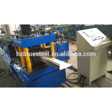 Auto Changeable Multi Dimension U C Z Purlin Roll Forming Machine , Light Guage Steel Frame Rollformer Price