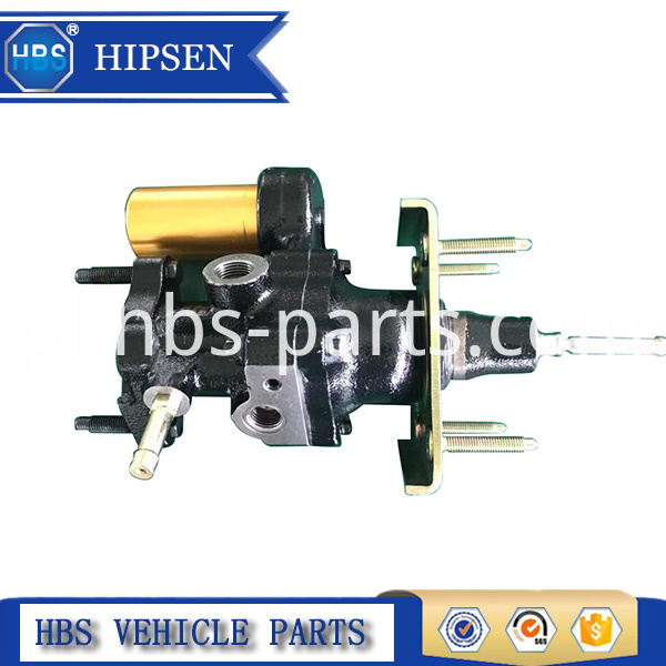 Hydraulic Brake Booster For Universal Vehicle
