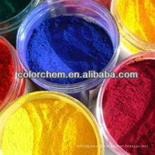 Colorants à base de solvants métalliques complexes