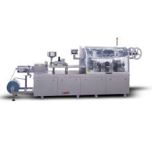 Fast aluminum plastic blister packing machine