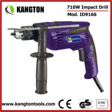 Broca de impacto elétrica de 13 mm 710W