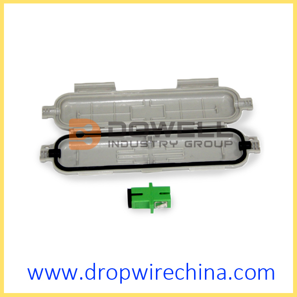 Splicing distribution box