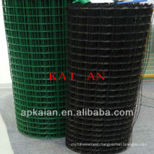 hebei anping kaian pvc coated 1inch galvanized welded wire mesh