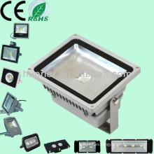 (Sensor de PIR / RGB / Solar / SMT / recargable) IP65 de alta calidad 12-24v 12v 30 vatios más brillante llevó la luz de inundación 30 vatios