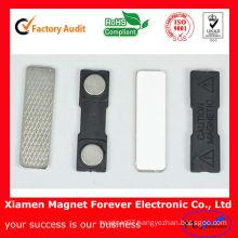 Custom Designer Metal or Plastic Magnetic Name Plate