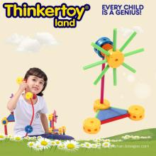 2015 Hot Sale Educational Toys Building Air Fan