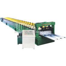 Machine de formage de rouleau à froid en acier de plancher en acier ISO