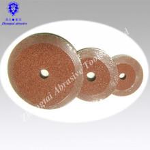 "7 ""* 7/8"" P80 interflex marca disco de fibra abrasiva para moagem e polimento"