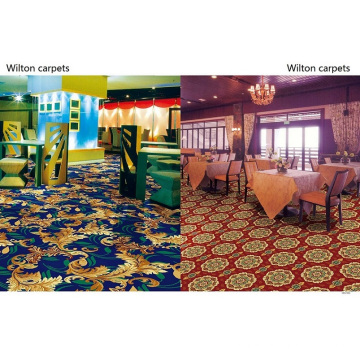 Wilton Construction Wall to Wall Carpet