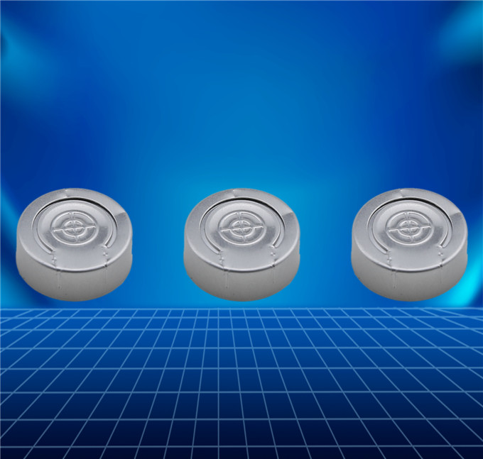 Tear-off Caps for Antibiotic Bottles