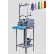 Le bobinier de la Machine textile