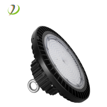 UFO led high bay light with black housing