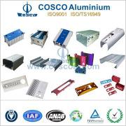 Aluminium profile, Enclosure, Panels for Electronic Device
