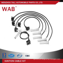 High quality car ignition silicone spark plug wire ignition wire WR6082 FOR FORD