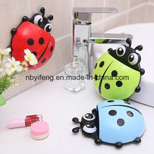 Ladybird Shaped Tooth Brush Holder/Toothbrush Protective Case