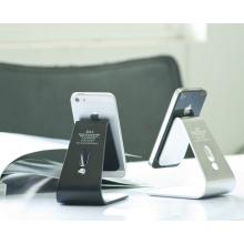 Tenedor divertido del teléfono celular del precio barato de encargo para el escritorio