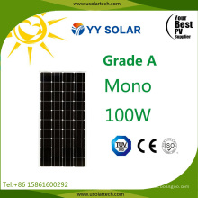 80W/100W Photovoltaic Power PV Solar Panel for Solar Light