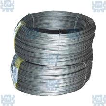 Fil de tungstène pur de 99,95% de haute qualité / meilleur filament de tungstène pour métalliser le fil de Manufacturertungsten