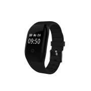 Heart Rate Monitor Touch Screen Smart Bracelet