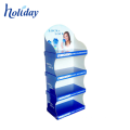 Portable Trade Show Shelf Display,Strong Cardboard Trade Show Booth Exhibit Display