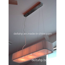 CE Modern Hanging Lamp with Square Shade for Home Decoration (C5006072)