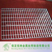 Fábrica de la cerca de rejilla de acero del metal de la alta calidad