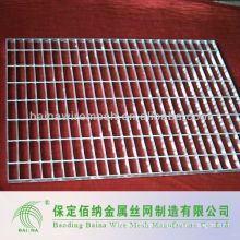 High Quality Metal Steel Grating Fence Factory