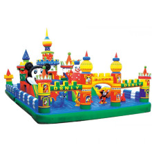 Children Inflatable Outdoor Playground with Blower