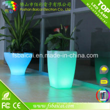 Plantador de flores LED / Vasos / Gardon Light