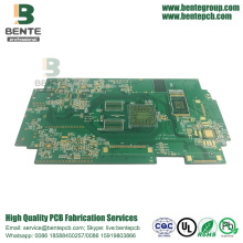 Industriesteuerungen Board 8 Layer Prototype PCB