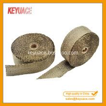 Fireproofing Basalt Fiber Belt