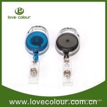 Best selling retractable yoyo badge reel with custom sticker