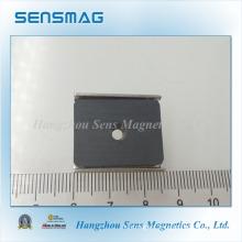 Powerful Custom Permanent Ferrite Magnet for Generator, Motor