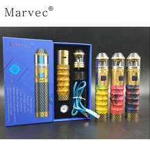New Arrival China for Rba Atomizer Vape Stable Wood Cheap Mod Starter Kit E Cigarette export to Germany Factory