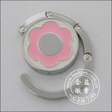 Soft Enamel Metal Hanging Ring, Bag Hanger (GZHY-BHR-062)