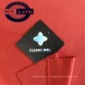 Tejido antibacteriano de poliéster ion de plata de malla rápida 100 de secado rápido
