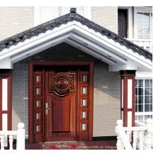 Porta de aço blindada do quarto da porta do quarto de China porta China Fornecedor (D4025)
