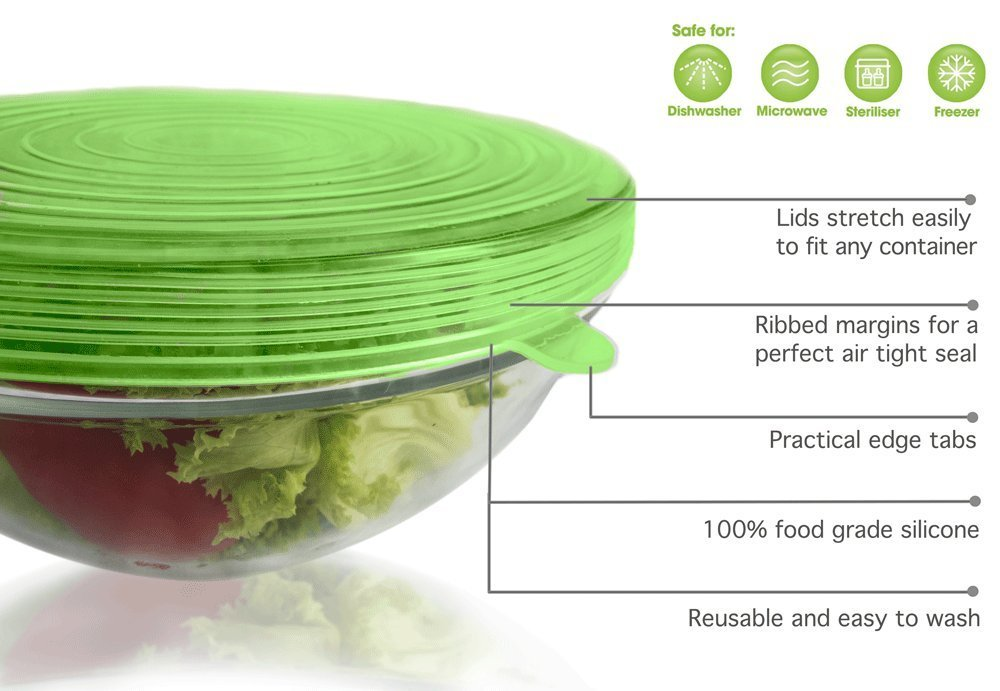 Wholesale High Quality Silicone Food Cover Lid