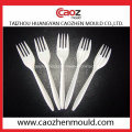 Plastic Disposable Ice Cream Spoon Mold in China