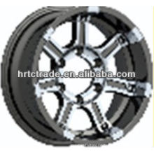 15 Zoll schöne 6 Loch 139.7mm Replik Sport Auto Rad