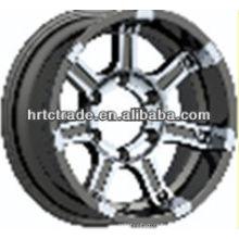 15 inch beautiful 6 hole 139.7mm replica sport car wheel