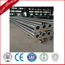 Traffic pole and galvanized steel traffic sign poles
