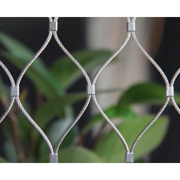 Webnet stainless steel mesh sports fencing