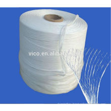 100% polypropylene filler yarn