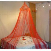 Сияющая верхняя москитная сетка / сетка из пружинного кольца / домашний текстильный продукт
