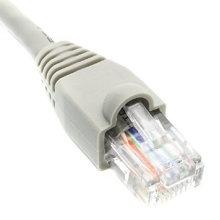 Cable de puente Categoría 5e UTP Gris 1m, 2m, 3m.