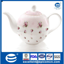 Highquality ceramic teapot kung fu style Turkish tea pot