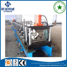 crash barrier two waves beam roll forming machine