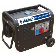 Heißer Verkauf Europa-Art-Benzin-Generator, CER-Generator mit Fernsteuerungsanfang