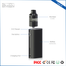 iBuddycig Concise Apariencia 2200mah Built-In 18660 Battery Mod